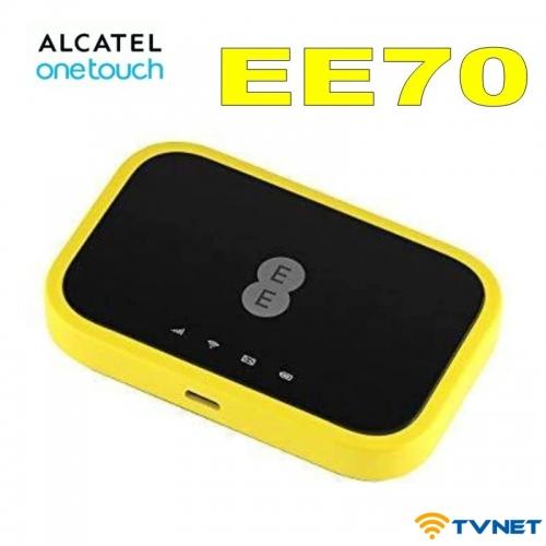 Bộ phát Wifi 4G Alcatel EE70 tốc độ 300Mbps. Hỗ trợ 20 kết nối - Hãng 4GEE của Anh