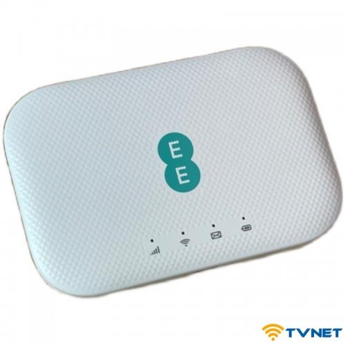 Bộ phát Wifi 4G Alcatel EE71 Cat7 tốc độ 300Mbps. Hỗ trợ 20 kết nối - Hãng 4GEE của Anh