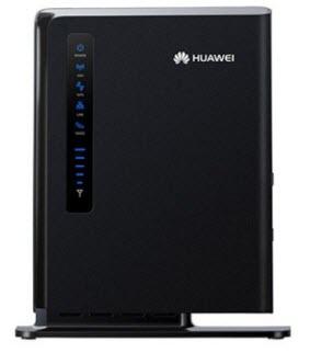 Bộ phát Wifi 4G Huawei E5172 hỗ trợ 32 User chuyên dụng cho xe ô tô, xe khách, văn phòng