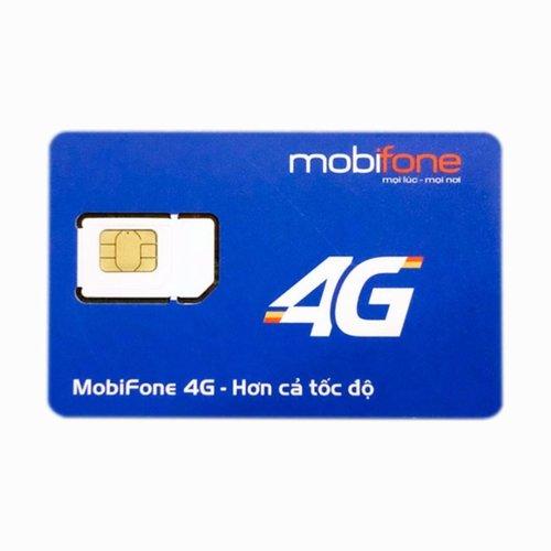 Sim 4g mobifone 62Gb/tháng miễn phí trong 03 tháng không nạp tiền