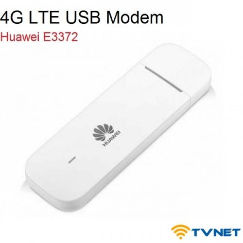 Usb Dcom 4G Huawei E3372 tốc độ 150Mbps. Dùng da mạng