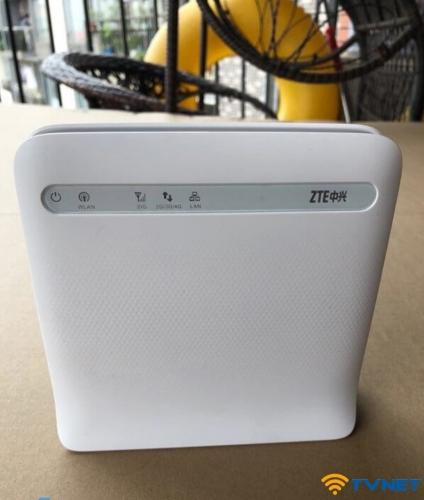Bộ phát Wifi 4G ZTE MF253 chuyên dụng - Hỗ trợ 32 kết nối