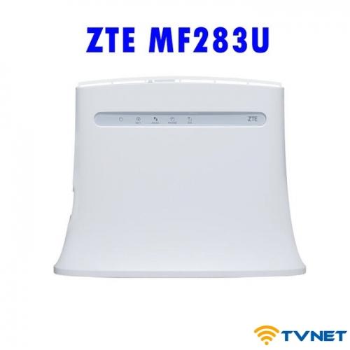 Bộ phát Wifi 4G ZTE MF283U tốc độ 150Mbps. Hỗ trợ 32 kết nối
