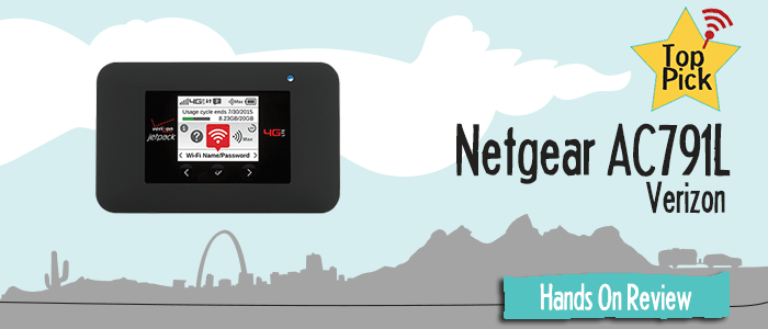 netgear ac791l verizon mobile hotspot review